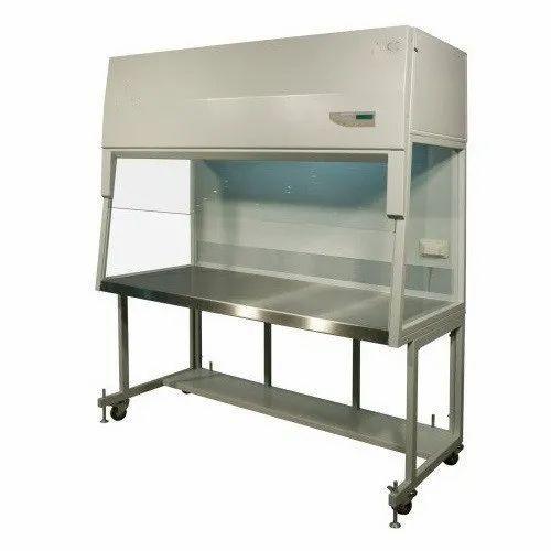 Mild Steel Matt Finish Laminar Air Flow Cabinet, For Laboratory