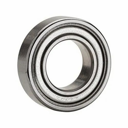 Stainless Steel SKF 6201 Z Deep Groove Ball Bearing, Packaging Type: Box