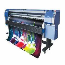 MS Textile Printing Machine
