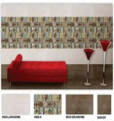 D-23 Hexa Ceramic Digital Wall Tiles Matt Series