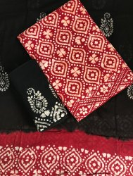 Stylish Batik Dress Suits
