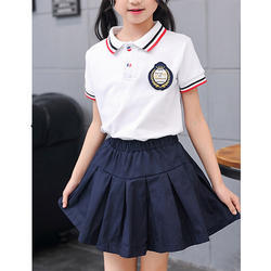 Girls School Uniform in Tiruppur, Tamil Nadu | Get Latest