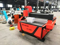 Carbon Steel bullzcut cnc wood router, Single Phase, Model Name/Number: BZ1325W
