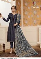 Partywear Embroiderd Suits