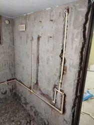 Modern Bathroom remodeling plumbing, House Renovation