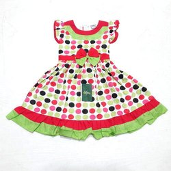 ece8d84d0b8 Party Wear Baby Frock - Christmas white ( 2 - 3 years ) at Rs 1050 ...