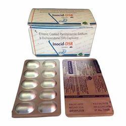 Enteric Coated Pantaprozole Sodium And Domperidone Capsules