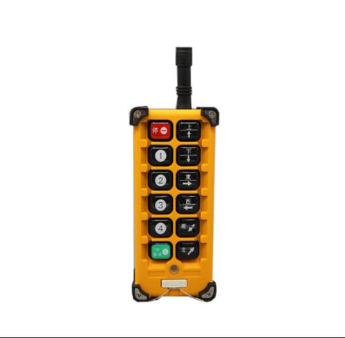 Radio Remote Control - Telecrane Industrial Radio Remote Control