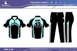 Designer Cricket Apparel