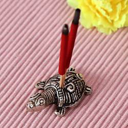 Tortoise Incense Stick Holder