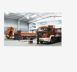 Bus Body Repair