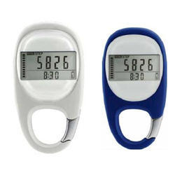3D Digital Pedometer
