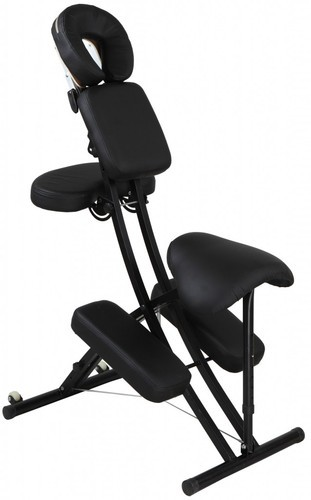 Mentok Stainless Steel Tattoo Cus Back Massage Chair Rs