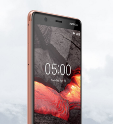 Nokia 5.1 Mobile Phone