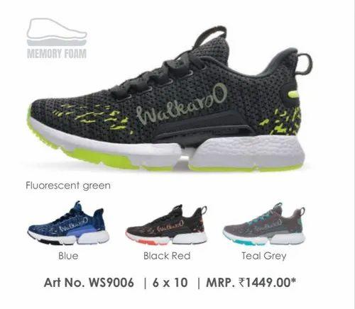 Walkaroo 9006 running shoes at Rs 1499