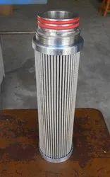 KKFS Fiberglass Stainless Steel Cartridge, For Industrial