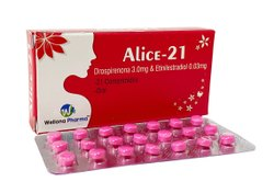 Drospirenone and Ethinyl Estradiol Tablets