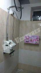 Sanitary Napkin Incinerator And Vending Machines