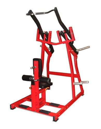 Iso-Lateral Front Lat Pulldown for Gym