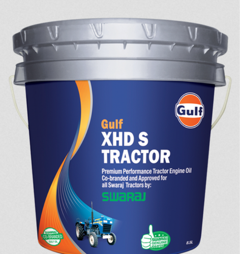 Gulf XHD S Tractor Oil, Oils, Grease & Lubricants | Ashapura