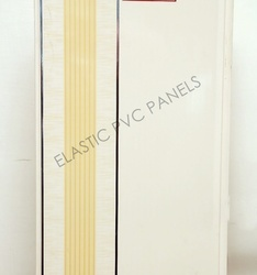 White PVC Elastic Wall Panel