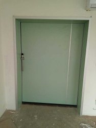 Standard Partition Doors Hospital Door, For Hospitals, Exterior