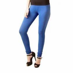 Churidar Plain Ladies Nylon Legging