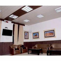 WPC Strip False Ceiling Service