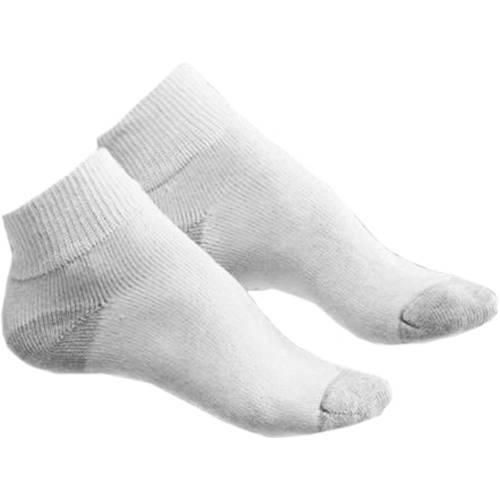 89f8c0611 White Cotton Mens Plain Ankle Socks, Rs 29 /pair, Trendz Products ...