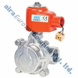 2 Way Piston Solenoid Valve