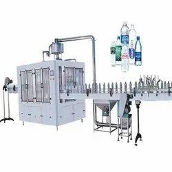 Water Bottle Filling Machines