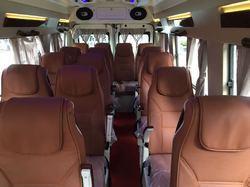 13 seater Ac Luxury Tempo Traveller On Rent Hire Mumbai to Shirdi Sai.