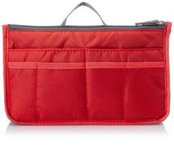 Red Hand Bag Organizer