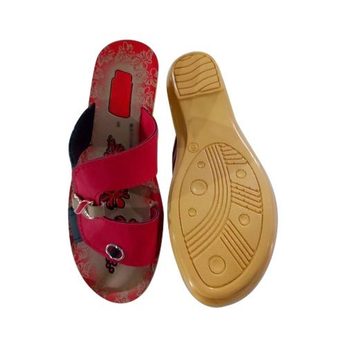 726ac86eb753c Ladies Daily Wear Rexine Slippers, Packaging Type: Box, Rs 95 /pair ...