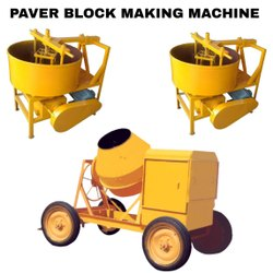 Block Paver Machine