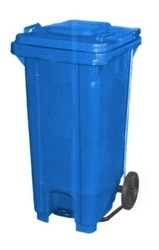 Wheel Pedal Dustbin