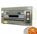 Chefrange Single Electric Pizza Oven With Stone, Size: 920 X 690 X 410mm