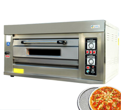 Electric Pizza Oven with Stone