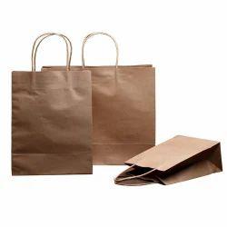 Brown Craft Bag