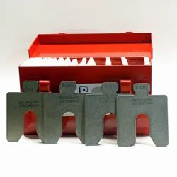 PRECUT ALIGNMENT SHIMS