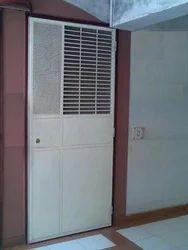 Metal Cheap Safety Door
