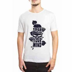 Dtaar Speak Your Mind Men T-Shirt