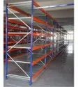 Mild Steel Black Industrial Heavy Duty Rack For Warehouse