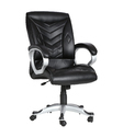 HB Black Estrella Executive Chair