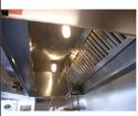 Commercial Kitchen Exhaust Hoods