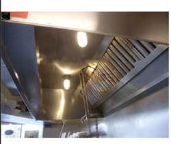 Kitchen Exhaust Hoods - Commercial Kitchen Exhaust Hoods