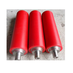 Natural Rubber Bowed Roll