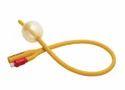 Latex, Silicone 2 Way Foley Balloon Catheter