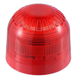 Red LED Fire Alarm