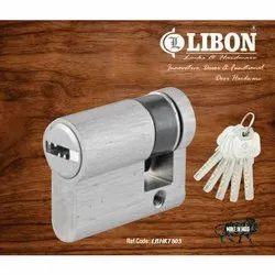 Half Cylinder With Keys LBHK7803
